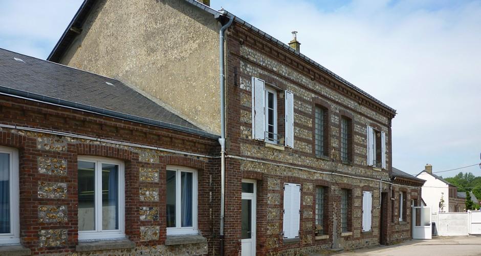 Image du bâtiment existant